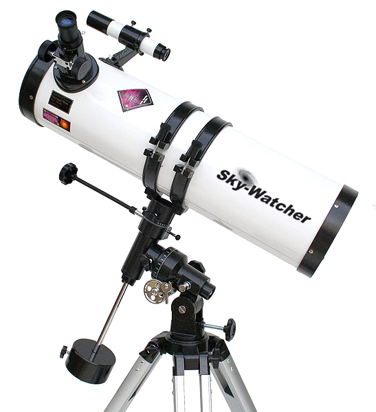 how to use a reflector telescope for dummies