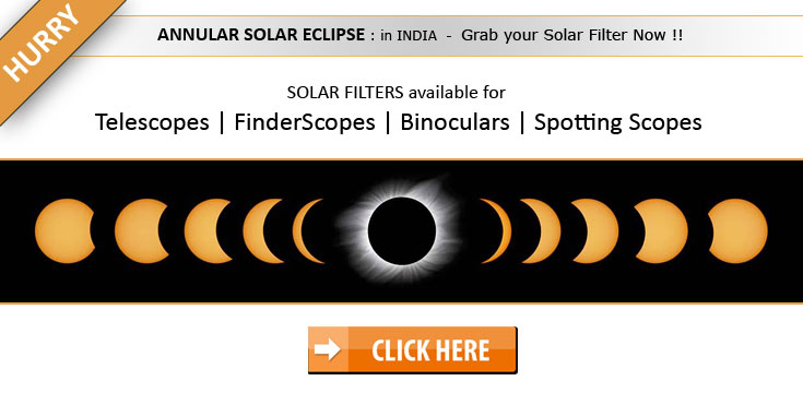 Solar Filters for Telescopes