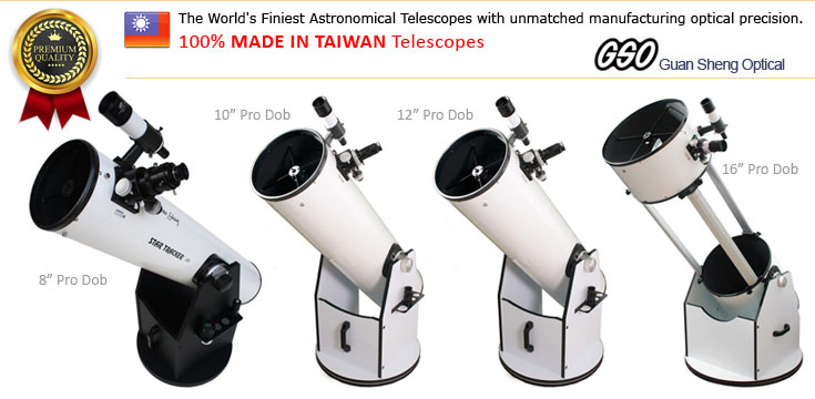 GSO Telescopes