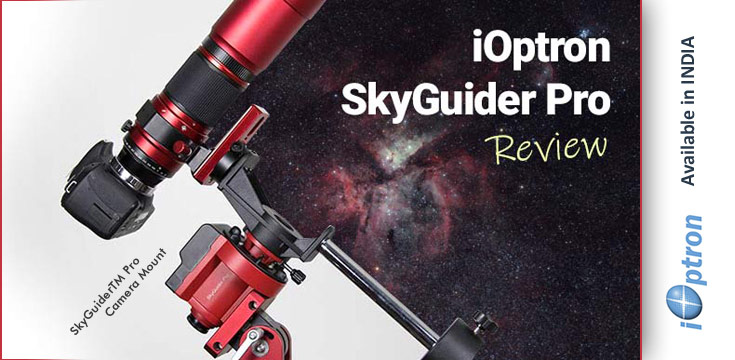 ioptron Sky Guider Pro Review